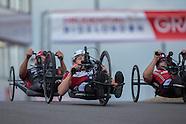 Elite Handcycle Grand Prix Prudential RideLondon 2016