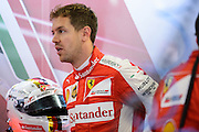 October 8, 2015: Russian GP 2015: Sebastian Vettel (GER), Ferrari