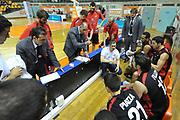 DESCRIZIONE : Udine Lega A2 2010-11 Snaidero Udine Immobiliare Spiga Rimini<br /> GIOCATORE : Immobiliare Spiga Rimini<br /> SQUADRA : Immobiliare Spiga Rimini<br /> EVENTO : Campionato Lega A2 2010-2011<br /> GARA : Snaidero Udine Immobiliare Spiga Rimini<br /> DATA : 06/05/2011<br /> CATEGORIA : Time Out<br /> SPORT : Pallacanestro <br /> AUTORE : Agenzia Ciamillo-Castoria/S.Ferraro<br /> Galleria : Lega Basket A2 2010-2011 <br /> Fotonotizia : Udine Lega A2 2010-11 Snaidero Udine Immobiliare Spiga Rimini<br /> Predefinita :
