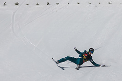 Domen Prevc (SLO) during Ski Flying Hill Team Competition at Day 3 of FIS Ski Jumping World Cup Final 2019, on March 23, 2019 in Planica, Slovenia. Photo by Peter Podobnik / Sportida