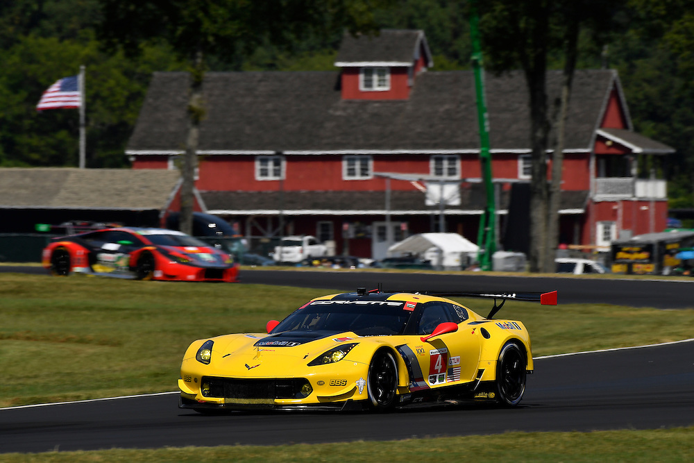26-28 August, 2016, Alton, Virginia USA<br /> 4, Chevrolet, Corvette C7, GTLM, Oliver Gavin, Tommy Milner<br /> &copy;2016, Scott R LePage <br /> LAT Photo USA