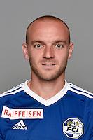 15.07.2016; Luzern; Fussball - FC Luzern;<br />Marco Schneuwly (Luzern)<br />(Martin Meienberger/freshfocus)