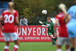 Sophie Baggaley of Bristol City - Mandatory by-line: Paul Knight/JMP - 16/09/2018 - FOOTBALL - Stoke Gifford Stadium - Bristol, England - Bristol City Women v Manchester City Women - Continental Tyres Cup