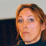 NLD/Alphen aan de Rijn/20060308 - Presentatie nieuwe wielerploeg Leontien van Moorsel, AA Drink Cycling team, Anouska van der Zee
