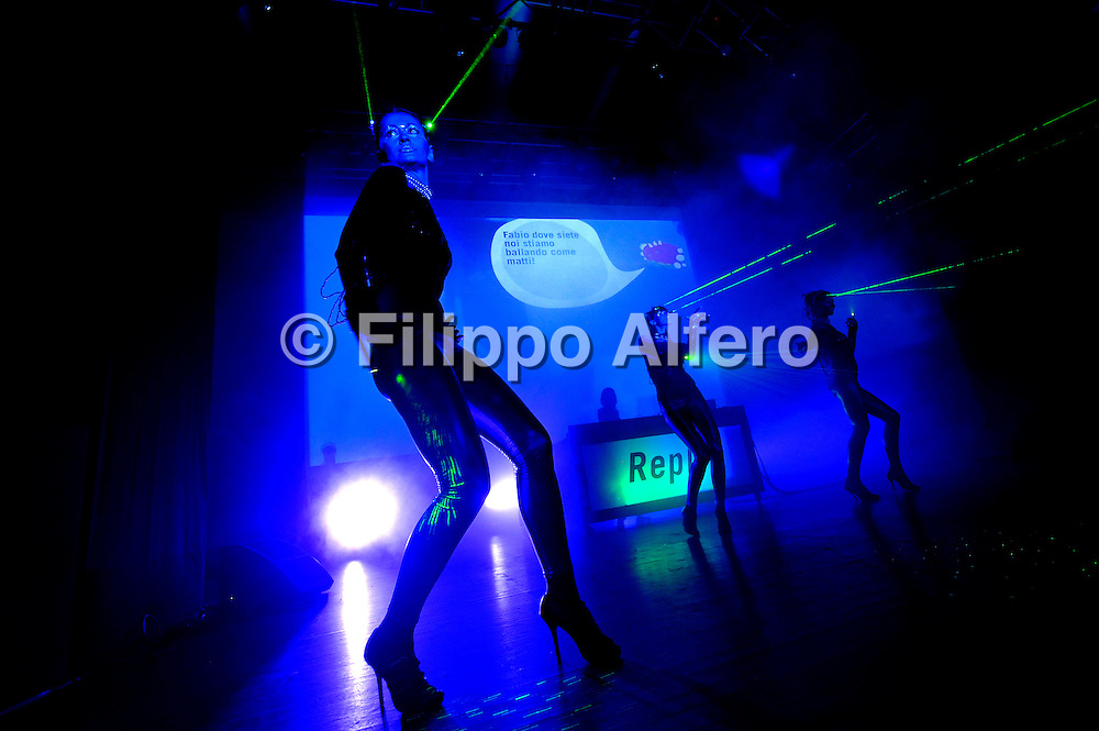 &copy; Filippo Alfero<br /> Reply xmas 10 Milano<br /> Milano, 20/12/2010