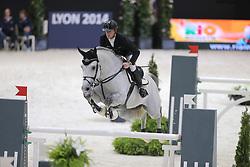 Ehning, Marcus, Cornado NRW<br /> Lyon - Weltcup Finale<br /> Finale I<br /> © www.sportfotos-lafrentz.de/Stefan Lafrentz