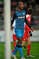 22-01-2012 VOETBAL: FC UTRECHT - PSV: UTRECHT<br /> Utrecht speelt gelijk tegen PSV 1-1 / Marcelo<br /> ©2012-FotoHoogendoorn.nl
