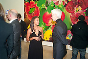 RACHELL BARRETT; RICHARD BUCKLEY, Marc Quinn exhibition opening. Allanah, Buck, Catman, Michael, Pamela and Thomas. White Cube Hoxton Sq. London. 6 May 2010.  *** Local Caption *** -DO NOT ARCHIVE-© Copyright Photograph by Dafydd Jones. 248 Clapham Rd. London SW9 0PZ. Tel 0207 820 0771. www.dafjones.com.<br /> RACHELL BARRETT; RICHARD BUCKLEY, Marc Quinn exhibition opening. Allanah, Buck, Catman, Michael, Pamela and Thomas. White Cube Hoxton Sq. London. 6 May 2010.