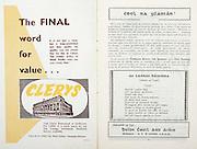 All Ireland Senior Hurling Championship Final,.04.09.1960, 09.04.1960, 4th September 1960,.Minor Tipperary v Kilkenny, .Senior Wexford v Tipperary, Wexford 2-15 Tipperary 0-11,..Clerys, Mc Evoys,