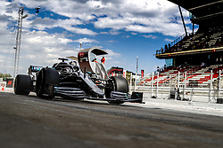 May 10, 2019 - Barcelona, Spain - Motorsports: FIA Formula One World Championship 2019, Grand Prix of Spain, ..#44 Lewis Hamilton (GBR, Mercedes AMG Petronas Motorsport) (Credit Image: © Hoch Zwei via ZUMA Wire)