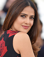 "Salma Hayak Attends ""Tale Of Tales"" Photocall, Cannes"