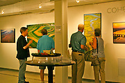 Visitor's, GoggleWorks Center for the Arts, Blair Seitz Photography Exhibit, Cohen Gallery