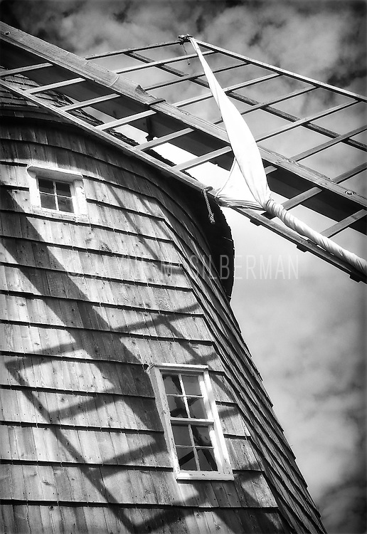 Hook Mill was built in 1806 as a smock mill in the village of East Hampton, NY.