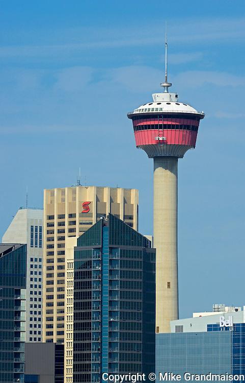 Calgary Tower<br /> Calgary<br /> Alberta<br /> Canada