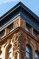 US, New York City. Mercer Street/Spring Street, Soho.