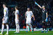 Leeds United defender Luke Ayling (2) during the EFL Sky Bet Championship match between Leeds United and Queens Park Rangers at Elland Road, Leeds, England on 2 November 2019.