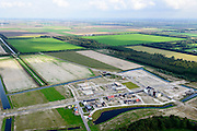 Nederland, Provincie, Plaats, 10-10-2014;<br /> <br /> QQQ<br /> luchtfoto (toeslag op standard tarieven);<br /> aerial photo (additional fee required);<br /> copyright foto/photo Siebe Swart