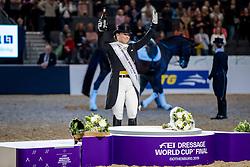 Werth Isabell, GER<br /> LONGINES FEI World Cup&trade; Finals Gothenburg 2019<br /> &copy; Hippo Foto - Stefan Lafrentz<br /> 06/04/2019