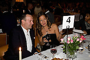 SIMON LEE AND JADE JAGGER, Dinner after the opening of Larry Clark. Los Angeles 2003- 2006. Simon Lee Gallery.  17 Berkeley st. London. 5 February 2008.  *** Local Caption *** -DO NOT ARCHIVE-© Copyright Photograph by Dafydd Jones. 248 Clapham Rd. London SW9 0PZ. Tel 0207 820 0771. www.dafjones.com.