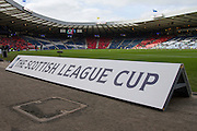 Hampden Park during the Scottish League Cup Final match between Hibernian and Ross County at Hampden Park, Glasgow, United Kingdom on 13 March 2016. Photo by Craig McAllister.