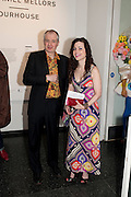 BARRY EMANUEL; ROMAN EMANUEL, The ICA's Psychedelica Gala Fundraising party. Institute of Contemporary Arts. The Mall. London. 29 March 2011. -DO NOT ARCHIVE-© Copyright Photograph by Dafydd Jones. 248 Clapham Rd. London SW9 0PZ. Tel 0207 820 0771. www.dafjones.com.