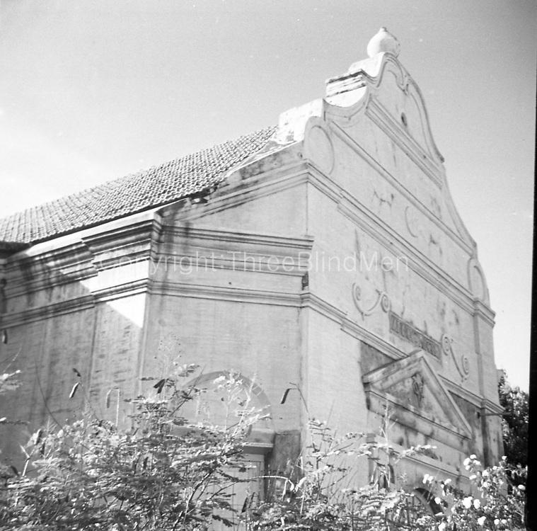 Ronald Lewcock. VOC. Church.