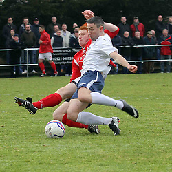 Fauldhouse v Mussleburgh   Scottish Junior Cup 5th Round   14 February 2015