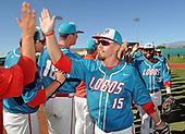 UNM-Nevada baseball