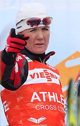 Petra Majdic of Slovenia after Ladies` Pursuit 7,5 km Classic + 7,5 km Free at FIS Nordic World Ski Championships Liberec 2008, on February 21, 2009, in Vestec, Liberec, Czech Republic. (Photo by Vid Ponikvar / Sportida)