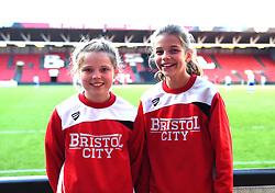 - Mandatory by-line: Paul Knight/JMP - 22/04/2017 - FOOTBALL - Ashton Gate - Bristol, England - Bristol City Women v Reading Women - FA Women's Super League 1 Spring Series