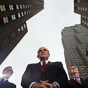 2008, New York City Mayor Rudy Giuliani (R)