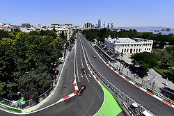 June 24, 2017 - Baku, Azerbaijan - Motorsports: FIA Formula One World Championship 2017, Grand Prix of Europe, .#33 Max Verstappen (NDL, Red Bull Racing) (Credit Image: © Hoch Zwei via ZUMA Wire)