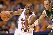 Boise St Basketball 2006-07 v Hawaii