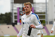 David Willey of Yorkshire during the Specsavers County Champ Div 1 match between Hampshire County Cricket Club and Yorkshire County Cricket Club at the Ageas Bowl, Southampton, United Kingdom on 21 April 2017. Photo by Graham Hunt.