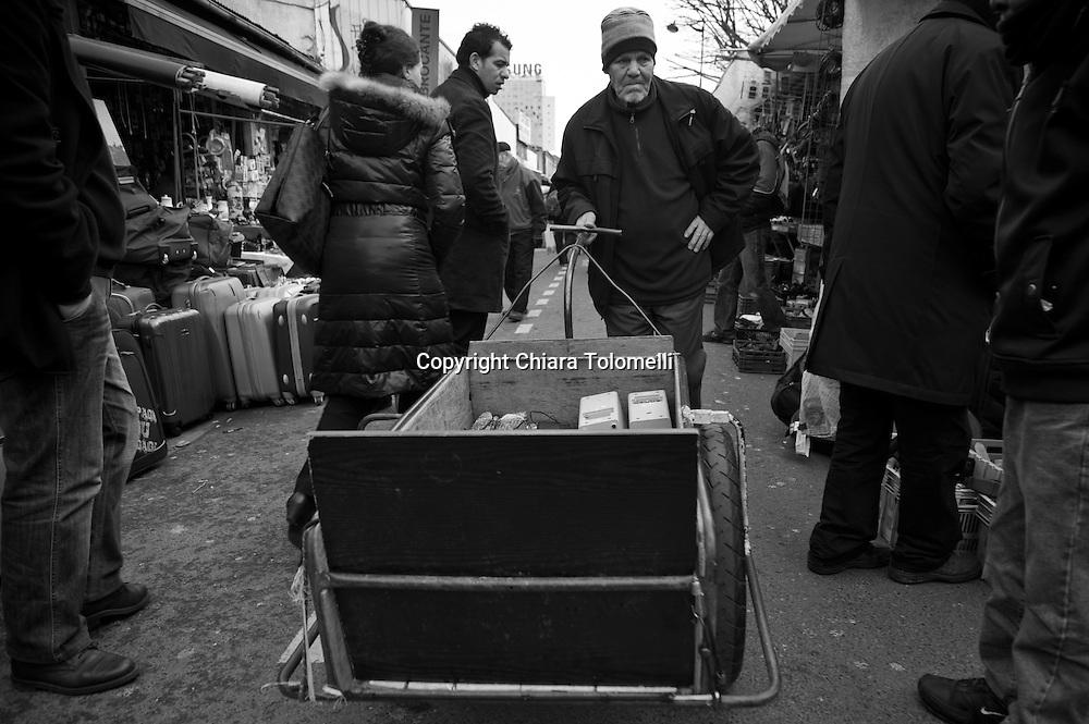 Il mercato delle pulci di Saint-Ouen