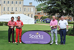 TEAM WRONG DIRECTION, Sparks Leon Haslam Golf Day Wellingborough Golf Course Tuesday 7th June 2016