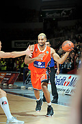 DESCRIZIONE : Eurocup Antares Le Mans<br /> GIOCATORE : William Coleman<br /> SQUADRA :  Le Mans<br /> EVENTO : Pro A <br /> GARA : Le Mans Lietuvos Rytas<br /> DATA : 29/11/2011<br /> CATEGORIA : Basketball France Homme Europe<br /> SPORT : Basketball<br /> AUTORE : JF Molliere<br /> Galleria : France Basket 2011-2012 Action<br /> Fotonotizia :  Eurocup Antares Le Mans<br /> Predefinita :