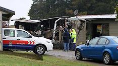 Rotorua-Overnight house fire Mamaku investigated