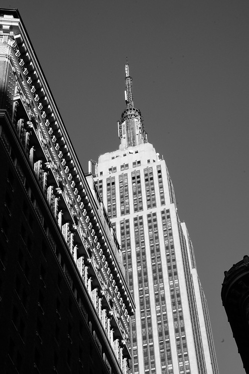 Empire state building NYC 2011