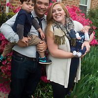 FAMILY: Mark, Jen, Zachee & Jett