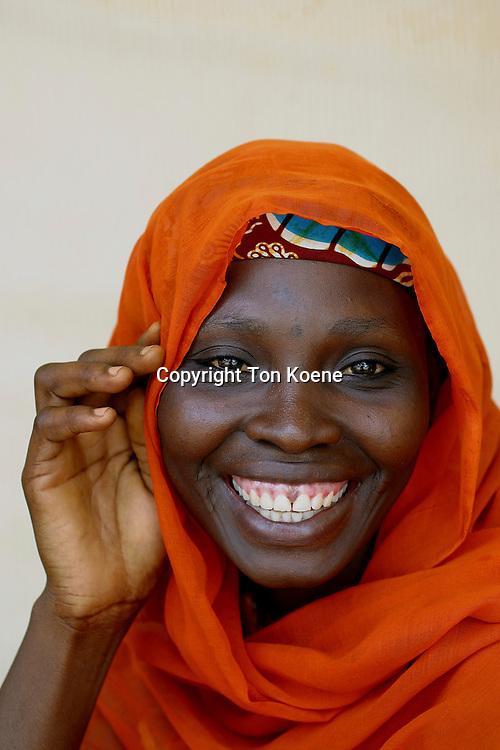 Nigerian woman in Lagos