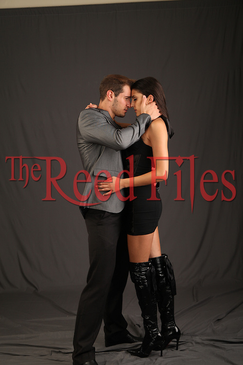 The Reed Files Contemporary Couple Stock