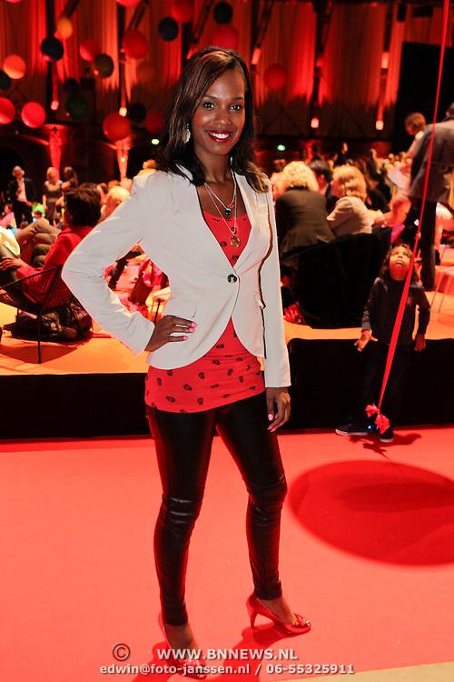 NLD/Amsterdam/20111012 - Premiere Patatje Oorlog, Jasmine Sendar