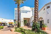 University Center Outdoor Shopping Plaza in Irvine