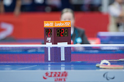Para-Table Tennis at the 2012 London Summer Paralympic Games