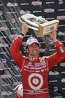 Dario Franchitti, Honda Grand Prix of St. Petersburg, Streets of St. Petersburg, St. Petersburg, FL USA 3/27/2011