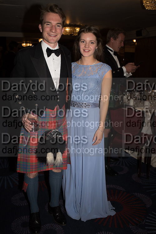 The Royal Caledonian Ball 2015. Grosvenor House. Park Lane, London. 1 May 2015.