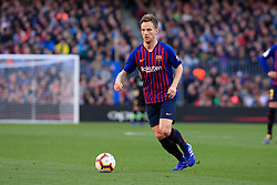 March 30, 2019 - Barcelona, BARCELONA, Spain - 04 Ivan Rakitic of FC Barcelona during the ''Derby'' of La Liga match between FC Barcelona and RCD Espanyol in Camp Nou Stadium in Barcelona 30 of March of 2019, Spain. (Credit Image: © AFP7 via ZUMA Wire)