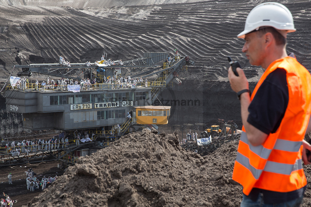 Welzow, Brandenburg, Germany - 13.05.2016<br />