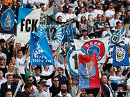 FOOTBALL: Fans of FC København before the UEFA Champions League Second qualifying round, 2nd leg match between FC København and MŠK Žilina at Parken Stadium, Copenhagen, Denmark on July 19, 2017. Photo: Claus Birch